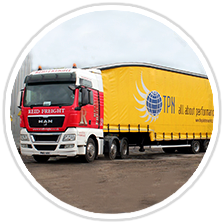 Pallet Network Staffordshire | Express Deliveries