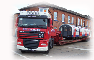 Transport and Haulage Staffordshire